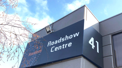 Stardom Roadshow Centre