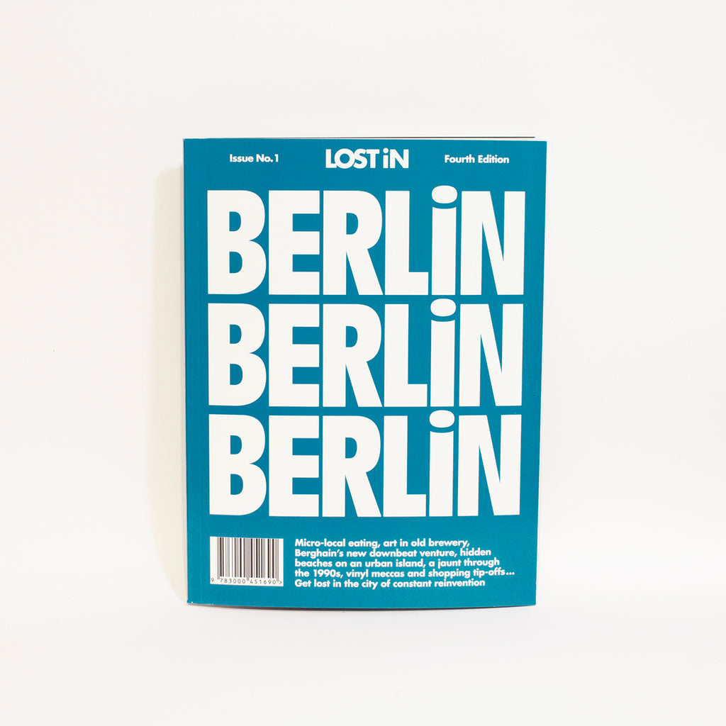 Lost in Travel Guide • Berlin