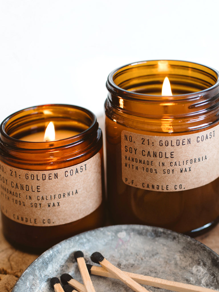 P.F. Candle • Duftkerze Golden Coast Small