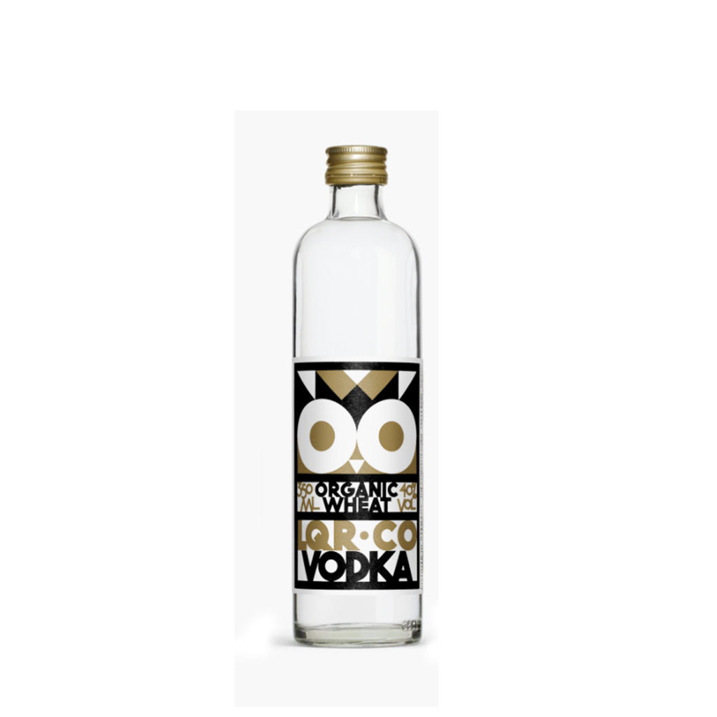 LQR Company Berlin •  Organic Vodka 1000ml