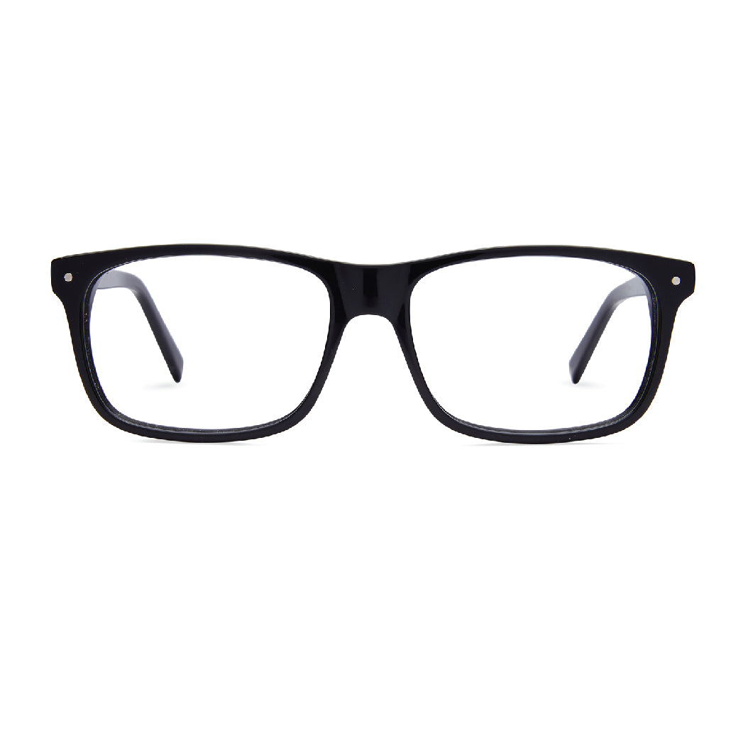 KIDS Baxter Blue - Addison | Gloss Black