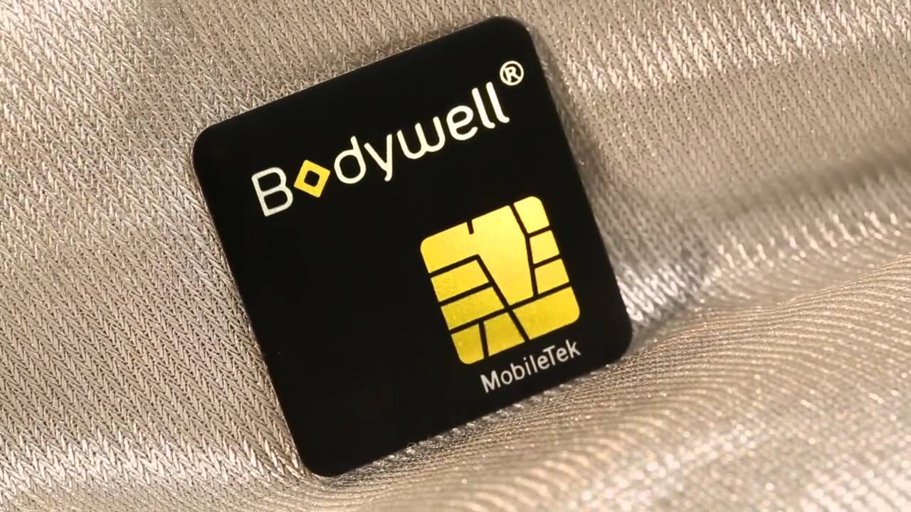 Bodywell Chip - Reduce Phone Radiation