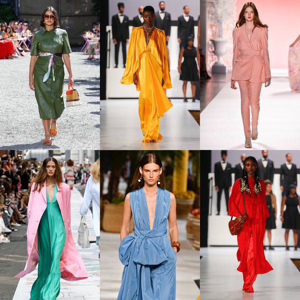 The 6 biggest Color trends of 2020