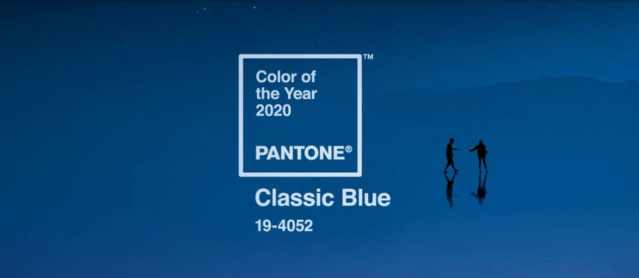 2020 Color of the Year: Classic Blue
