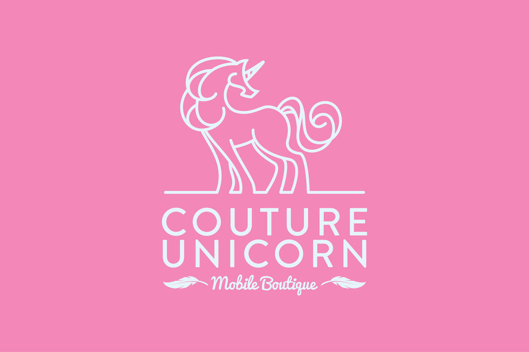 Couture Unicorn Gift card