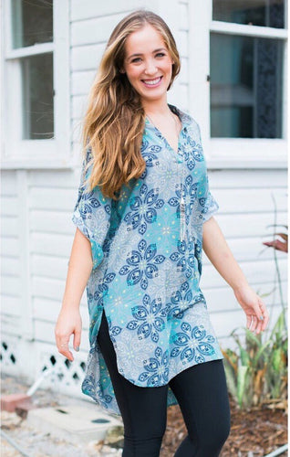 Comfy Chic Tunic