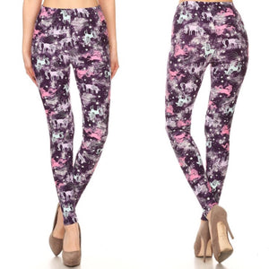 Women's Unicorn Leggings
