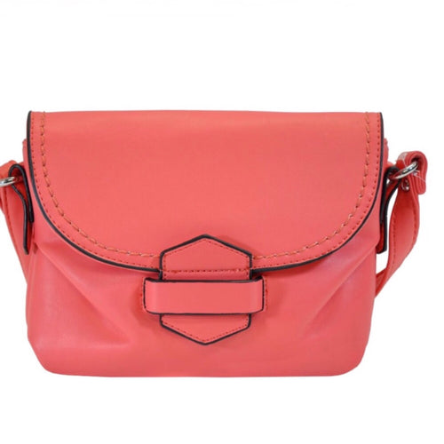 Coral soft loop & tuck bag
