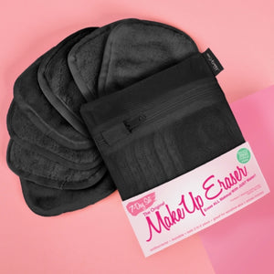Makeup Eraser - Black 7-Day Set