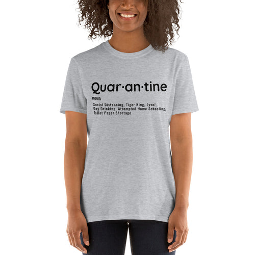 Quarantine Mode Tee -Unisex