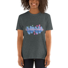 Glitter Monster Unisex T-Shirt
