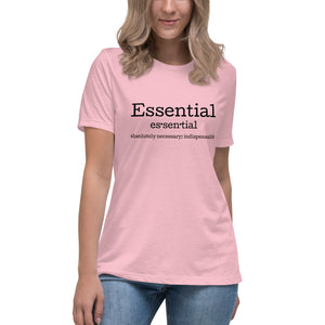 Essential Women's Relaxed T-Shirt