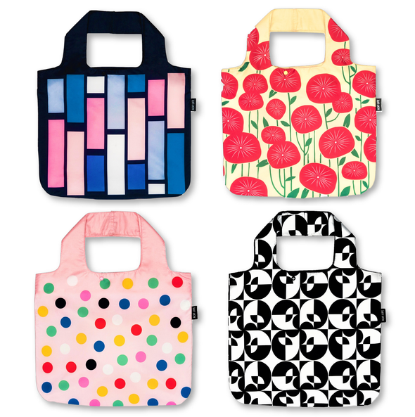 4 BAG BUNDLE. Choose any designs * includes FREE SHIPPING