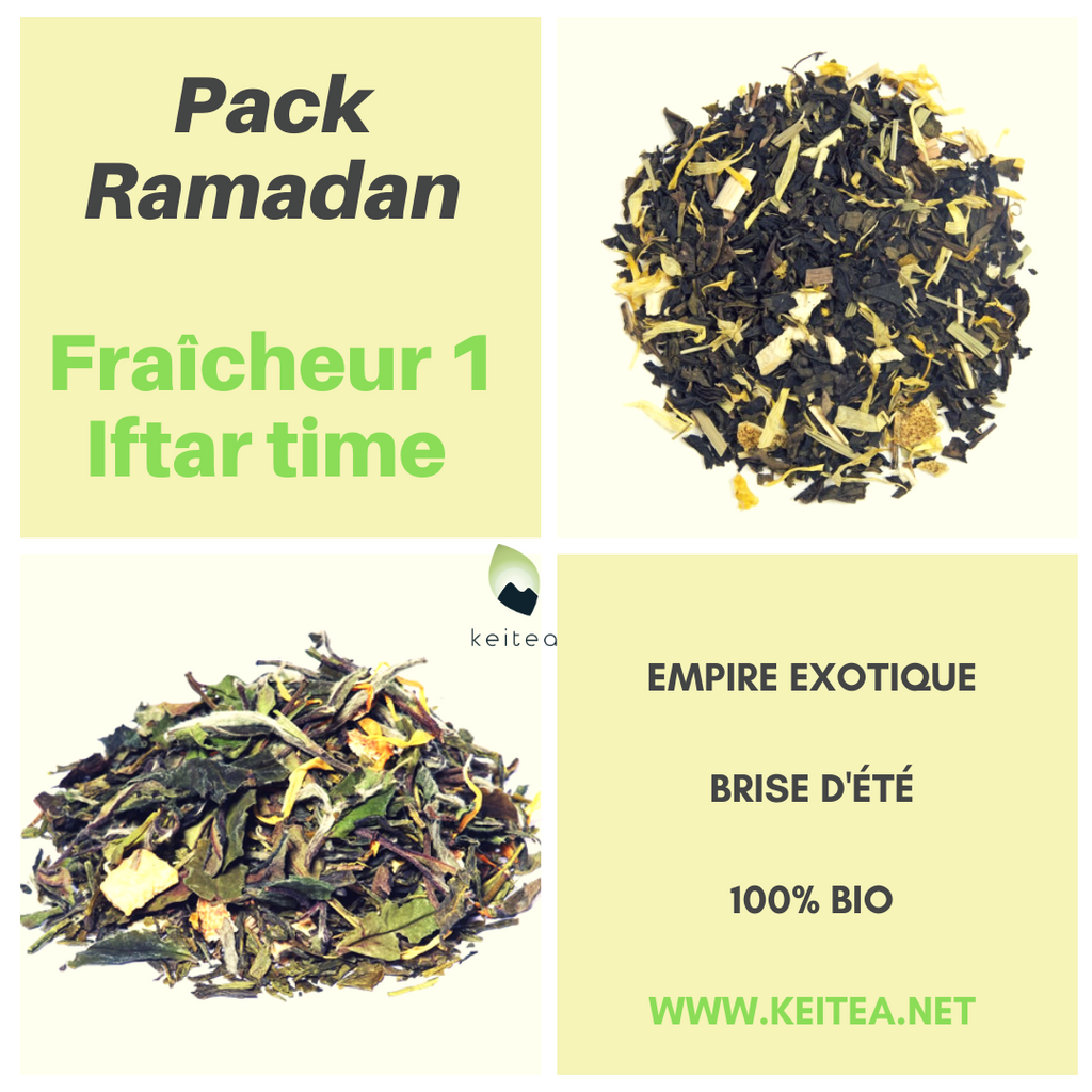Pack Fraicheur 1- edition speciale