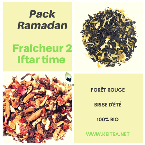 Pack Fraicheur 2- edition speciale