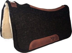 Diamond Wool Pad Company - Finest Wool Felt Saddle Pads
