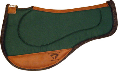 Endurance-Round Contoured Ranch Pads