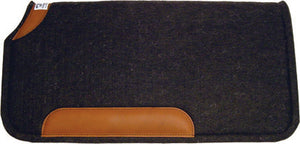 Premium Wool Pads with Wear Leathers
