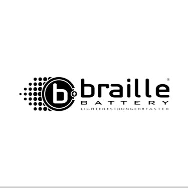 Braille Battery Logo
