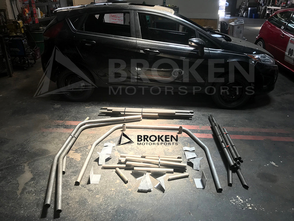 Broken Motorsports Ford Fiesta Roll Cage Kit