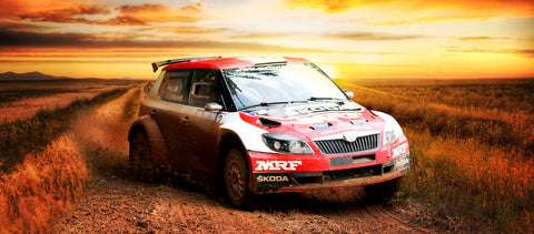 MRF Rally Gravel Tires