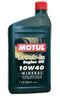 Motul 1QT Classic BREAK-IN OIL 10W40 (Part# mot2810QTA) on Bleeding Tarmac