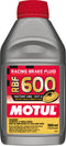 Motul mot100949 1/2L Brake Fluid RBF 600 - Racing DOT 4 on Bleeding Tarmac