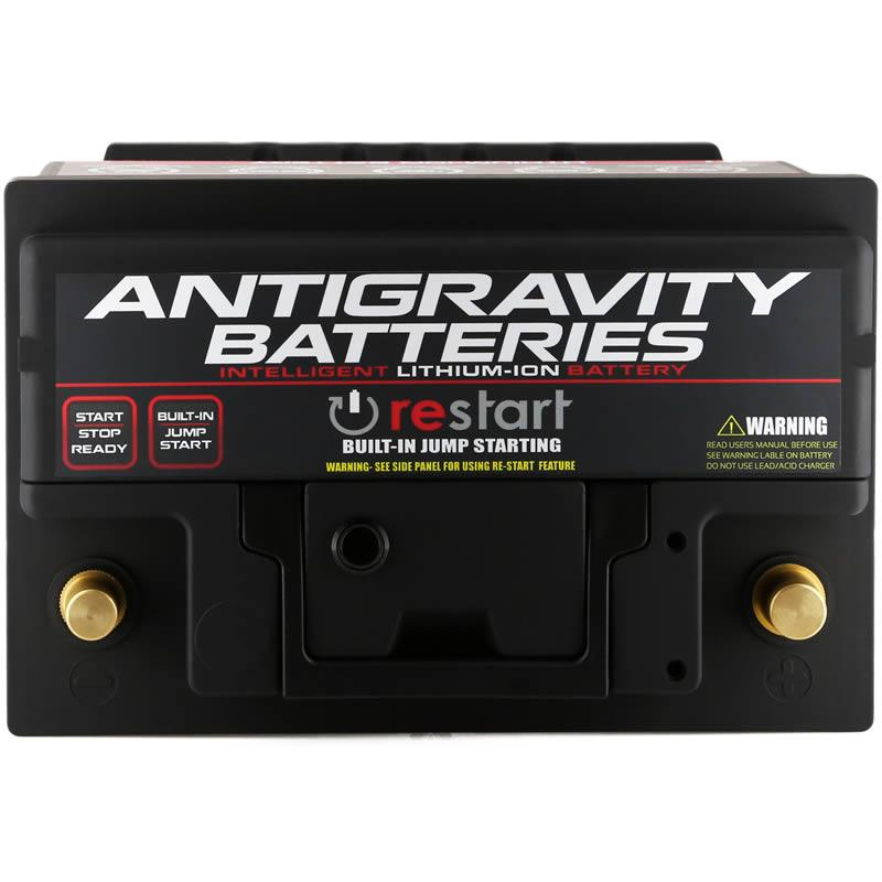 Antigravity - H8/Group-49 Car Battery AG-H8-80-RS 80 Ah on Bleeding Tarmac