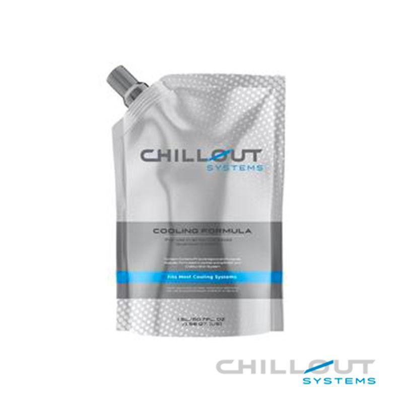 Chillout Systems - Coolant Formula - 1.5L CO-13 Default Title on Bleeding Tarmac