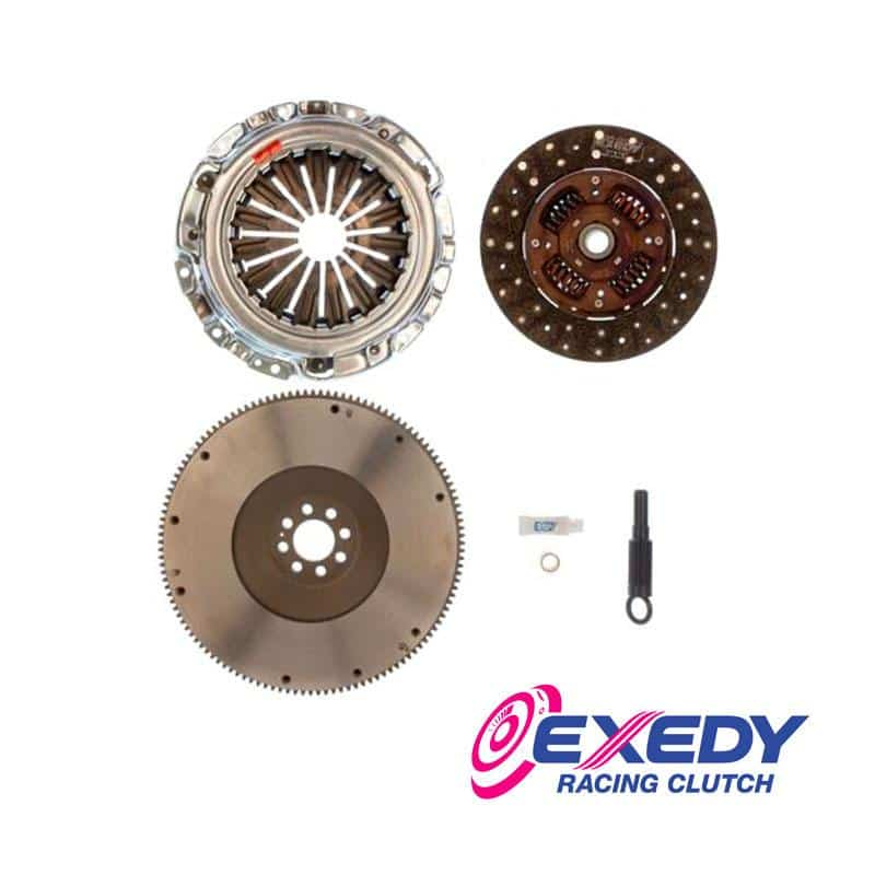 Exedy - Racing Stage 1 Organic Clutch Kit - 07-09 Nissan 350Z & 09-17 370Z exe06807 Default Title on Bleeding Tarmac