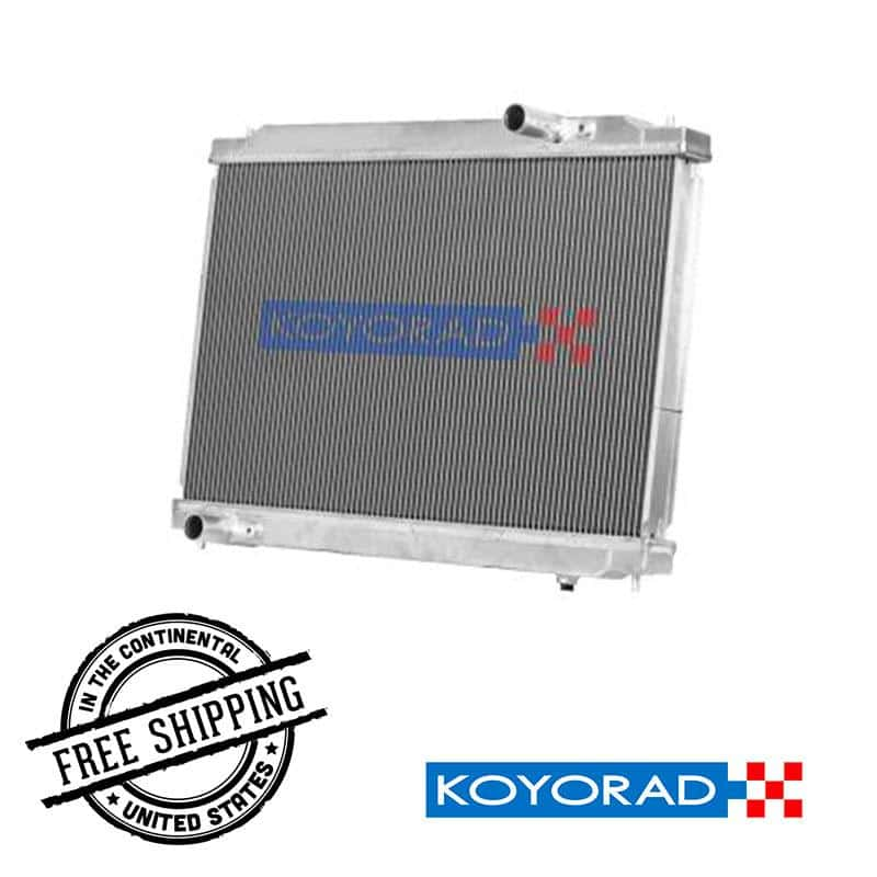 Koyorad - Radiator HH Series HH031610 - 03-07 Mitsubishi EVO koyHH031610 Default Title on Bleeding Tarmac