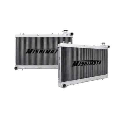 Mishimoto - Performance Aluminum Radiator - 93-98 Subaru Impreza GC8 misMMRAD-GC8-93 Default Title on Bleeding Tarmac