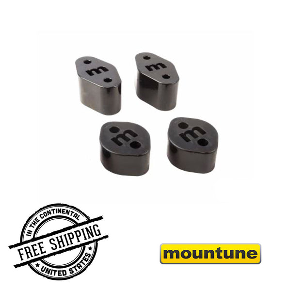 Mountune 2535-EI-AA Exhaust Hanger Kit for Ford Focus RS 2016-2018