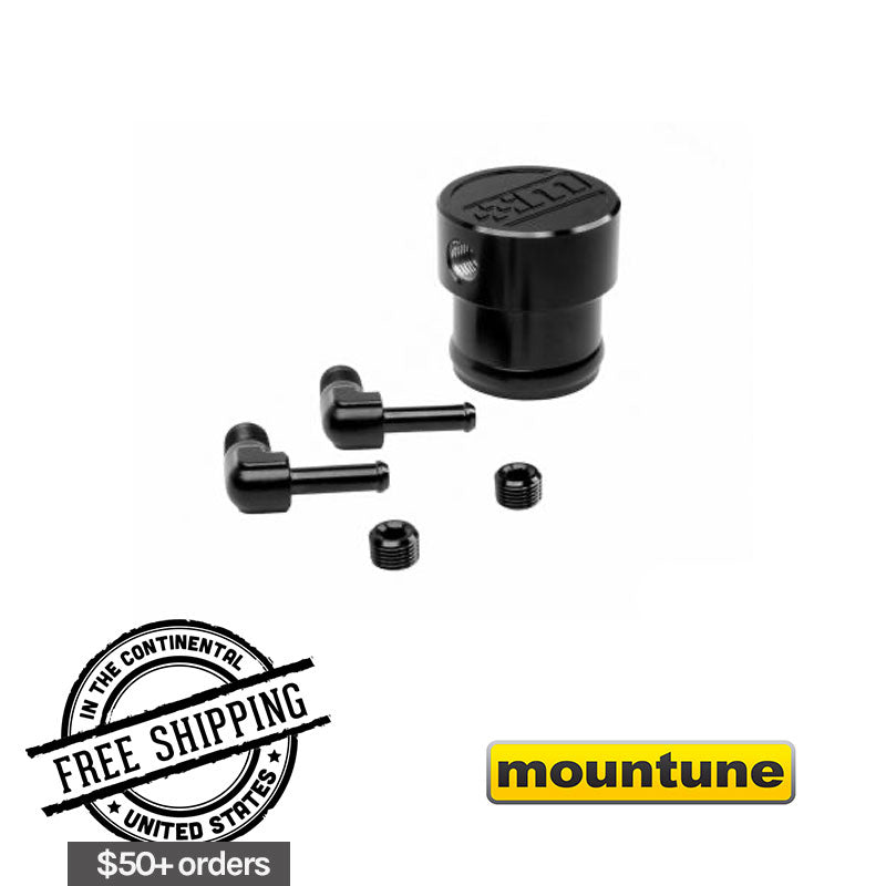 Mountune 2364-SD-AA Symposer Delete for Ford Fiesta ST on Bleeding Tarmac