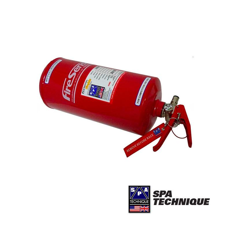 SPA Technique 4L Mechanical Trigger Steel Bottle L4S AFFF-AR FireAde FireSense System