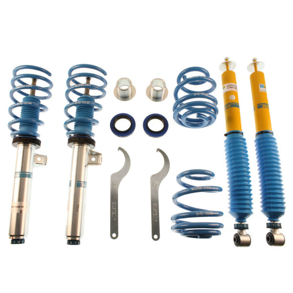 Bilstein 48-126687 B16 Front and Rear Performance Suspension System - 2001-2006 BMW M3 on Bleeding Tarmac