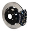 Wilwood 140-7006 Dynapro Rear Brake Kit For OE Parking Brake - Subaru Impreza WRX on Bleeding Tarmac