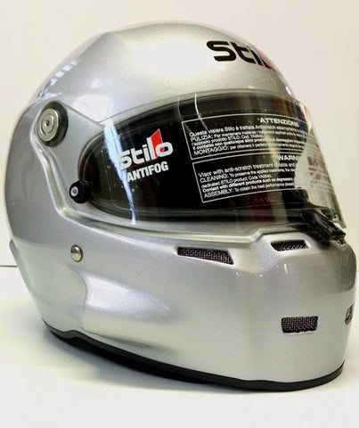 Stilo - Helmet - ST5 GT Wide Composite SA2015 - Bleeding Tarmac