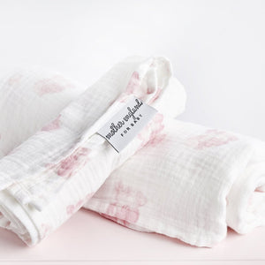 Little and Large - Peony Print Bundle - Set of 2