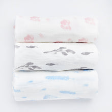 English Country Garden - Swaddle Bundle - 3 Pack