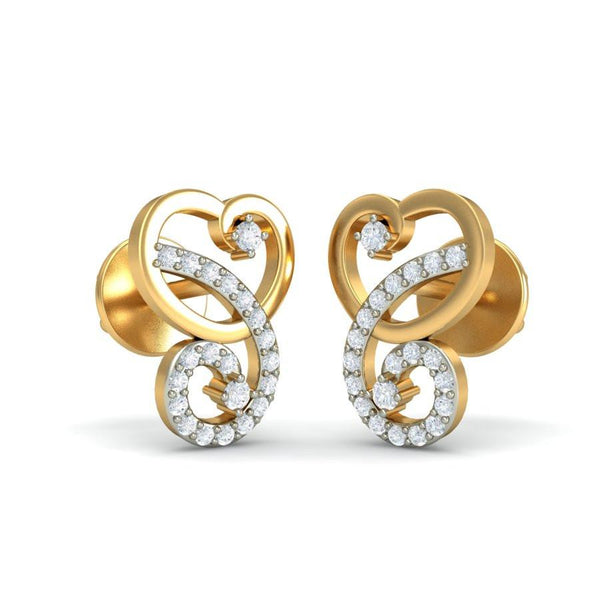 Love Notes Stud Earrings