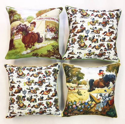 Thelwell Cushion Set x 4