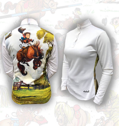 "Thelwell ""Rodeo"" Stock Shirts"