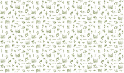 Thelwell Printed Materials  WPattern 005