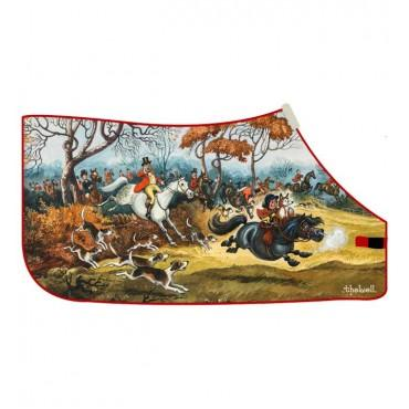 Thelwell - 'Thelwell Hunting' Fleece Rug