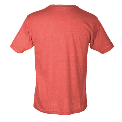 Tultex 241 Adult Poly Blend Crew Neck Tee