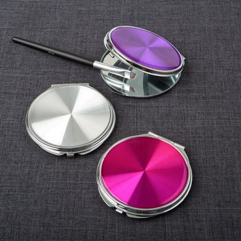 Hologram Compact Mirror