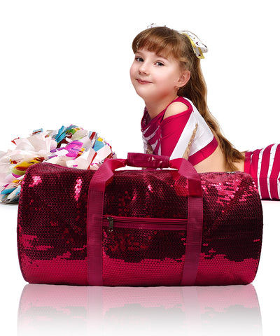 Duffel Bag-Sequin - Assortment of Colors