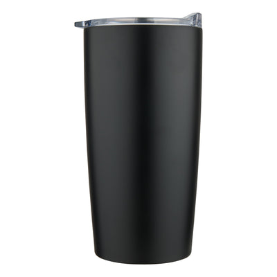 20 oz Double Wall Vacuum Sealed Premium Stainless Straight Body Tumbler