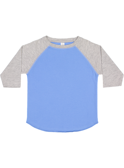 LAT 3330 TODDLER RAGLAN TEE